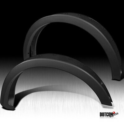 2004-2008 Ford F150 Styleside Pickup Black Factory OE Style Fender Flares 4PC