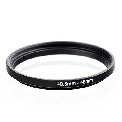 43.5mm to 46mm 43.5-46 43.5-46mm43.5mm-46mm Stepping Step Up Filter Ring Adapter
