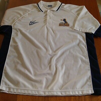 ARU Canberra Brumbies Rugby Polo T Shirt XL