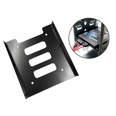 2.5 Inch To 3.5 Inch SSD HDD Adapter Rack Hard Drive SSD Mounting Bracket AU