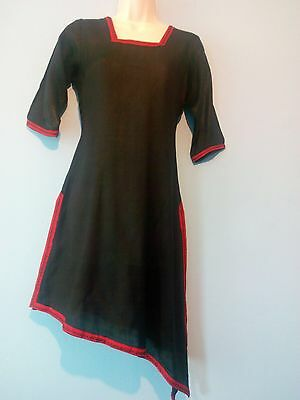 Pakistani Asian Kurta Kurti Shirt Only Women Ladies Girls Ethnic Dress Top Tunic