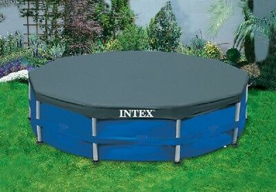 Intex 28030 Abdeckplane 305cm für Intex Metal Frame Pool