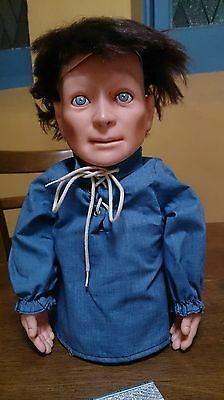 Vintage HUGO Man of a Thousand Faces with WIG Collectable Rare TOY