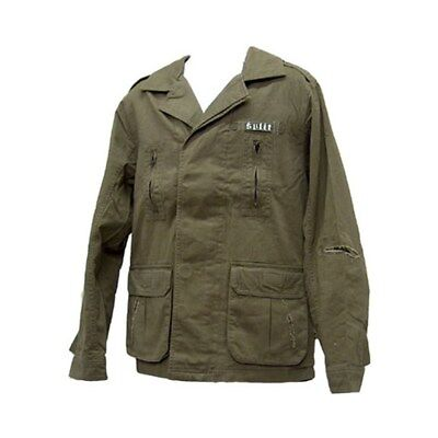 Split Men's Division 100% Cotton Jacket
