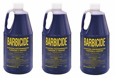 Barbicide Disinfectant Concentrate Solution Germicide AntiRust Formula 1.89Litre