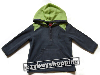 Guitar Microfleece Winter Sweat Jumper Boys Hoodie