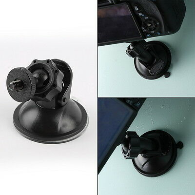 Windshield Car Suction Cup Holder Mount Stand Tripod Monopod for Gopro Camera Y