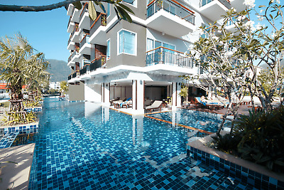 Return flights and accommodation Melbourne to Patong Phuket Thailand 9 nights