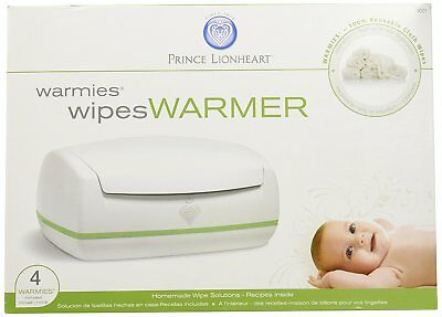 prince lionheart warmies wipes warmer NEW