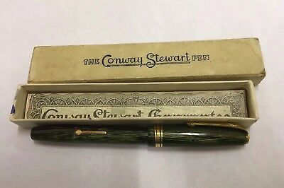 Vintage Conway Stewart Fountain Pen 36