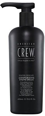 Shave by American Crew Moisturizing Shave Cream (Normal to Coarse Beard Types)