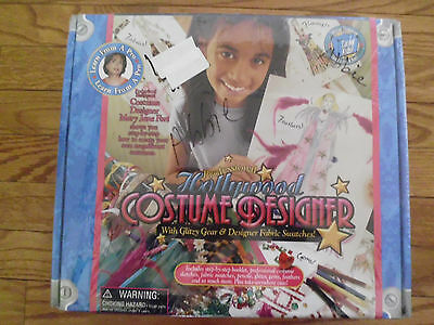 Professional Hollywood Costume Designer, Ages 6+, Career Kids, New in Sealed Box
