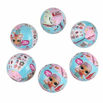 Baby LOL Lil Outrageous 7 Layers Surprise Ball Series 1 Doll Blind Mystery Ball
