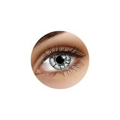 Lentilles couleur de fete nevermore fancy contact color lens