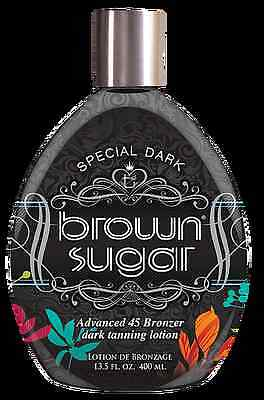 Brand New Tanning Lotion Bronzers Brown Sugar SPECIAL DARK BROWN SUGAR