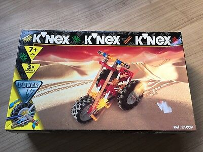K'Nex 21009 Rubber Band Speedsters 1996