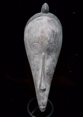 Outstanding  Tribal Fang Ngil Mask          ---  Gabon