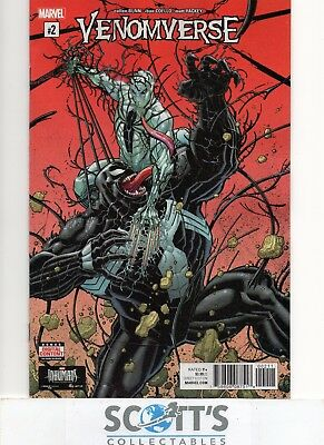 Venomverse  #2  New  (Bagged & Boarded)