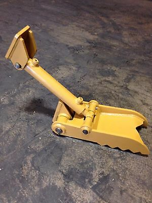 "New 8"" x 20"" Heavy Duty Hydraulic Thumb for Caterpillar Mini-Excavators"