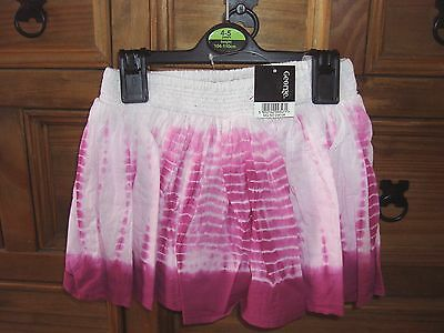 Baby Girls Tie Dye Skirts In Age 9-12 Months/upto 24Lbs Twins Bnwt