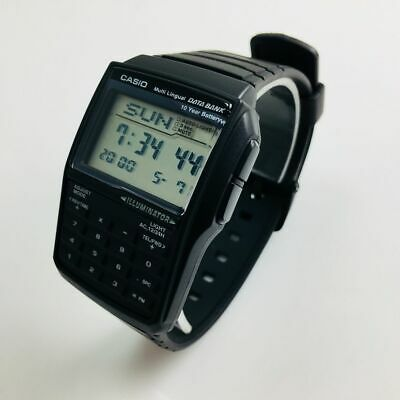 Casio Databank Calculator Watch DBC32-1A