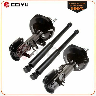 New Full Set Shock Absorber Struts Fit 2000-2004 Pathfinder 3.5L V6