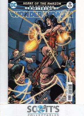 Wonder Woman  #30  New  (Bagged & Boarded)