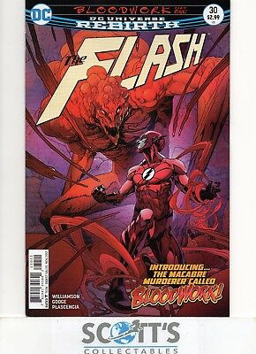 Flash  #30  Vf/nm  (Bagged & Boarded)