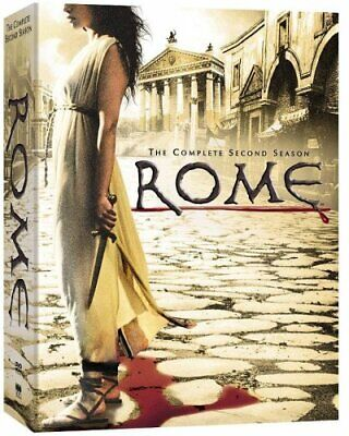Rome - The Complete Second Season [2006] [DVD] - DVD  4EVG The Cheap Fast Free