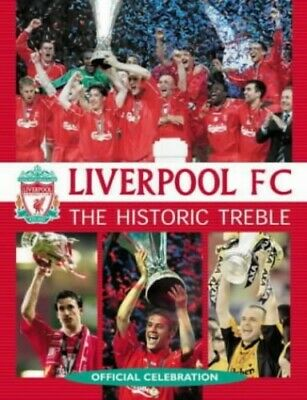 Liverpool FC: The Historic Treble by Carlton Books UK Paperback Book The Cheap