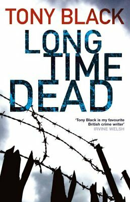 Long Time Dead (Gus Dury 4) by Black, Tony Paperback Book The Cheap Fast Free