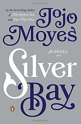Silver Bay by Moyes, Jojo Book The Cheap Fast Free Post