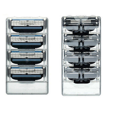 4pcs good quality man shaving blade fusion proglide razor blade for gillette