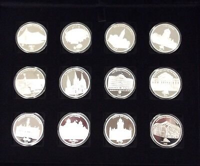 175 years of Melbourne  collection- includes 24 medallions