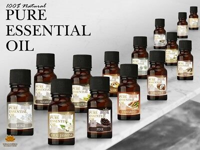 Nuengelite Natural Essential Oil 100% from Thailand 5 ml & 25 ml