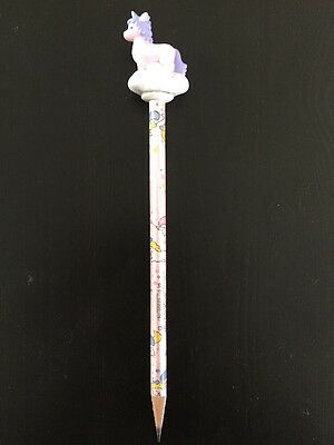 Vintage Sanrio 1987 Little Twin Stars Unicorn Doll Pencil