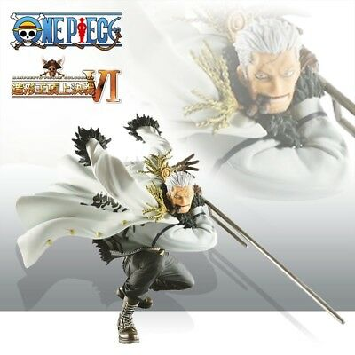 SCultures 6 Vol.5 Smoker Pvc Figure Banpresto ONE PIECE
