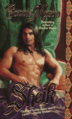Sheik by Mason, Connie Paperback Book The Cheap Fast Free Post