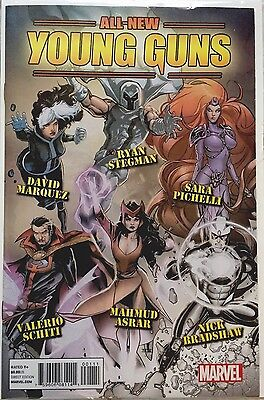 MARVEL COMICS ALL NEW YOUNG GUNS #1 GIVEAWAY PROMO 1st Print NM 9.4 Dr. Strange