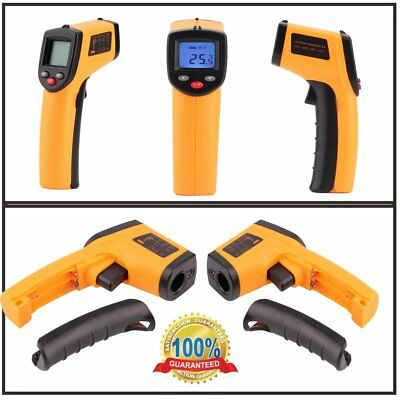 5X LCD Infrared Laser IR Temperature Heat Meter Gun Thermometer Non Contact SW