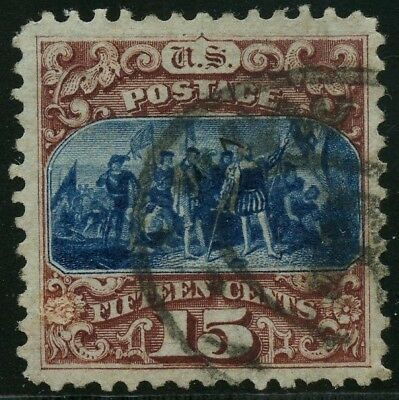 #129 Xf+ Used Gem Re-Issue With Pse Cert Cv $2,450 Wlm4247