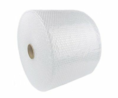 """Bubble+Wrap 1/2 0.5"""" 250 ft x 12""""  Padding Perforated Moving Shipping Roll"""