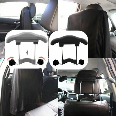 Mini Car Clothes Hanger Clothes Rack Coat Hanger Extension-type Car Use Hanger A