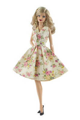 Fashion Clothes/outfit lovely Dress for Barbie doll S03U