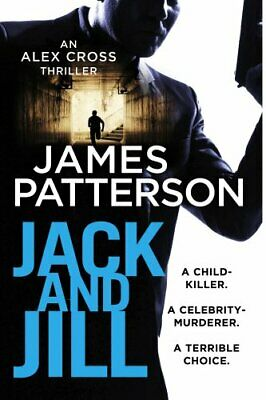 Jack and Jill: (Alex Cross 3) by Patterson, James Book The Cheap Fast Free Post
