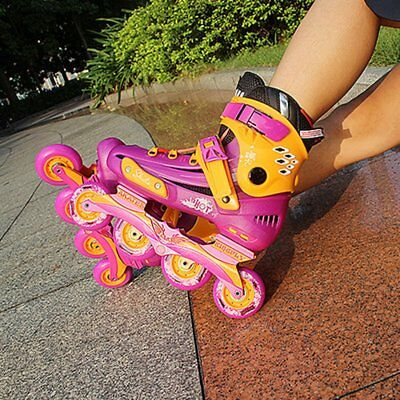 Fancy Roller Skates Adult Inline Skates Universal Skates For Men And Women BG