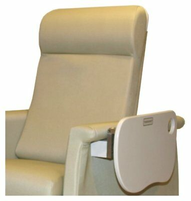 Extra Large Elite Care Recliner w/ Swing Away Arms Taupe TB133 & Heat, M