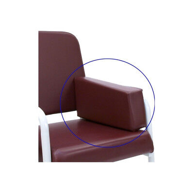 Extra Large Elite Care Recliner w/ Swing Away Arms Burgundy TB133 & Heat