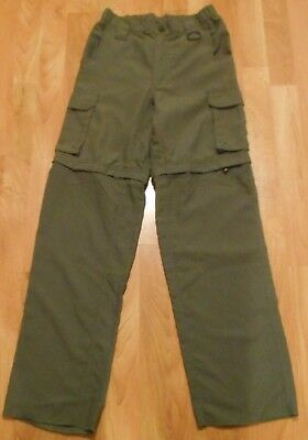 Youth BSA Boy Scouts of America Convertible Pants/Switchbacks Sz. Medium