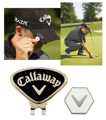 CALLAWAY Hat clip and Ball Marker